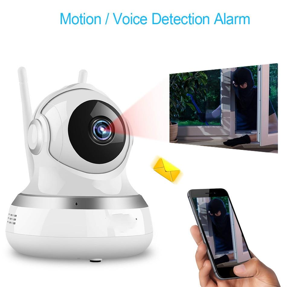 1080 P sans fil bébé vidéo moniteurs nounou caméra interphone pièce à pièce caméra moniteur bébé caméra contrôle maison téléphone sans fil - 3
