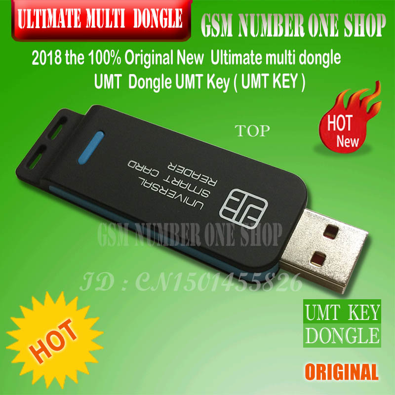 New UMT Dongle UMT Key Ultimate multi dongle for Samsung Huawei LG ZTE  Alcatel Software Repair and
