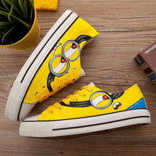 Women Shoes Canvas Despicable Me (6 colors)