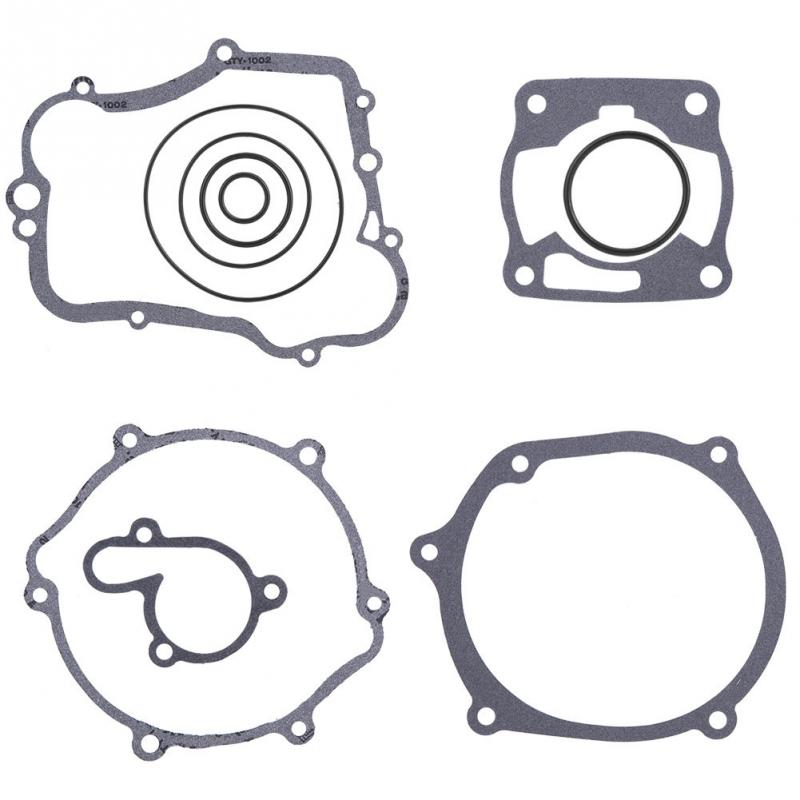 1 Set Motorcycle Complete Gasket Kit Top Bottom End Engine