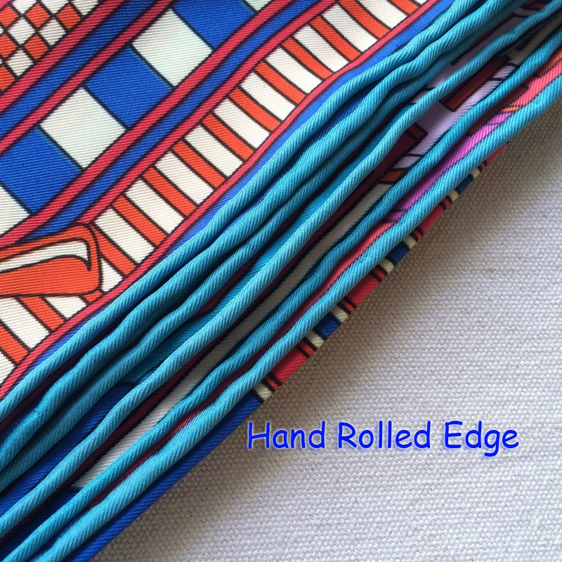 Hand Rolled Edge