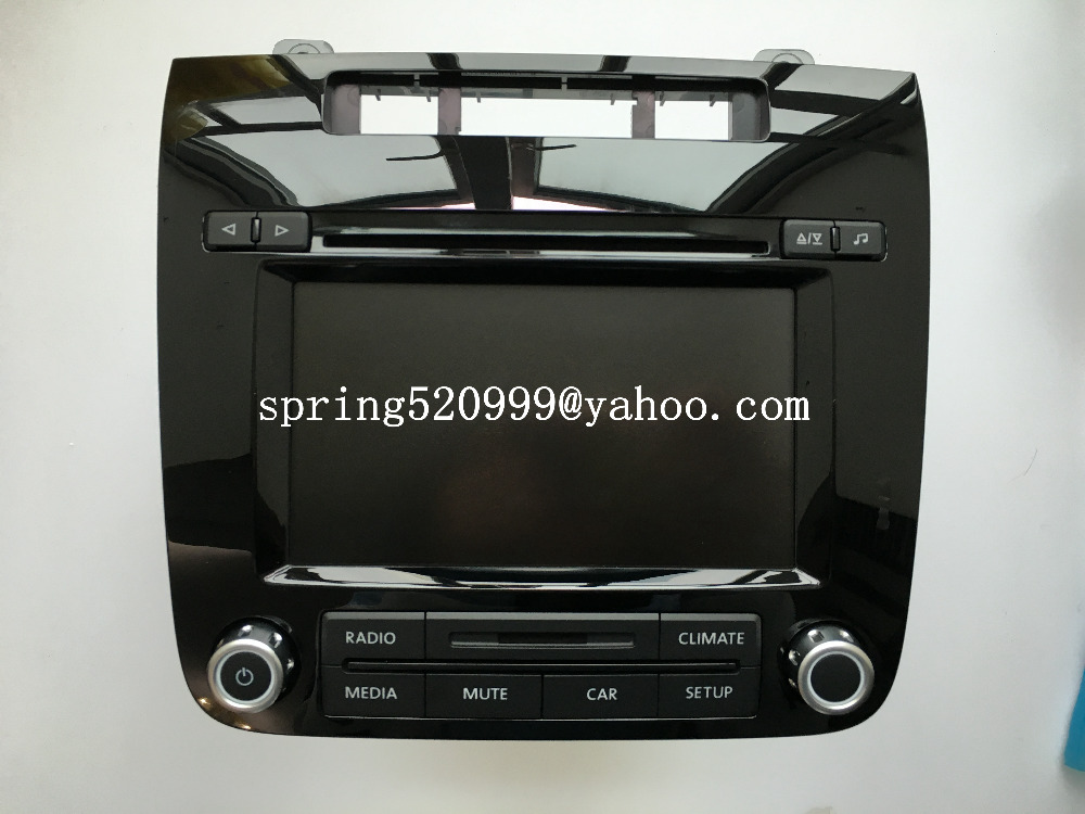 alpine 6 disc cd changer audio media for vw rcd550. Black Bedroom Furniture Sets. Home Design Ideas