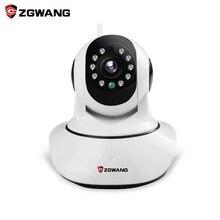 Zgwang hd 720 p wifi kamera ip sieci bezprzewodowej kamery cctv nadzoru bezpieczeństwa w domu mini kamera obsługuje iphone android ip ir