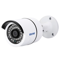 ESCAM QD410 H 265 4MP Network IP66 Waterproof IP IR Camera Hisilicon Chipset Night Vision