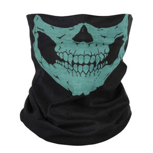 Image 4 - Cycling Ski Mask Balaclava Skull Outdoor Sports Bike Bicycle Skateboard Motorcycle Ghost Riding Hat Protect Full Face Mask