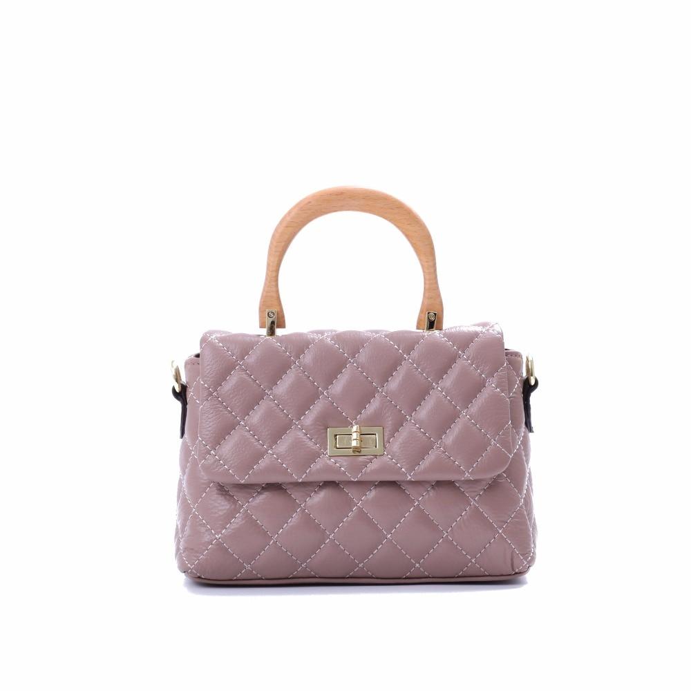 Luxury Famous Branded Handbags Women Bags Designer 2018 Genuine Leather Shoulder bag luxury branded design women twill trimmed printed genuine leather shoulder bag