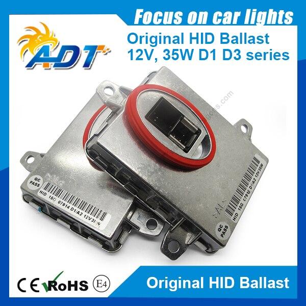 Hid Block Xenon HID BALLAST For BMW 335i AL Xenon HID Ballast OEM Unit Controller Igniter ECU D1/ D3 63117182520 xenon hid ballast headlight controller unit for bmw e70 x5 mini cooper cooper s
