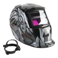 Welding Helmet TOOGOO R Solar Auto Darkening Welding Helmet TIG MIG Weld Welder Lens Grinding Mask