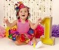 Vestido del Tutú Del Cordón Niña Del Cabrito Ropa Del Niño Pageant Formal Del Banquete de Boda Del Arco Iris de Tul Dresse