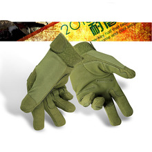 FuLang Cycling font b Gloves b font winter Fast drying colloidal particles silica gel full Finger