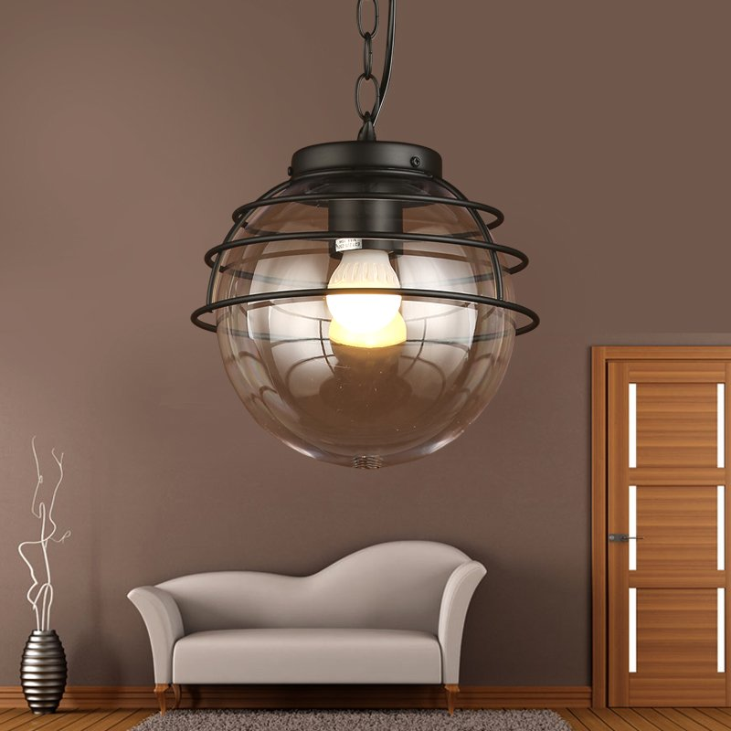 Pendant Lights Modern Lamps For Living Room Iluminacion DropLight Wrought Iron Luminaria E27 Bulb Home Lighting Fixtures restore ancient ways wrought iron nordic contracted droplight e27 droplight home decoration lighting