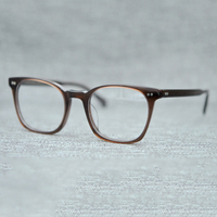 Tianou Acetate Retro Full Rim Optical Eyeglasses Frame For Women And Men Eyewear 5 Color OV5297U