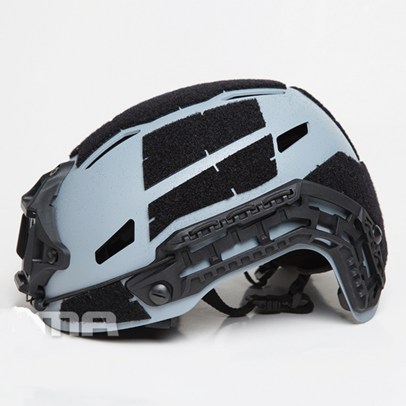 2018 NEW Tactical Airsoft Caiman Ballistic Helmet Space Grey Climbing Helmet-in Helmets from Sports & Entertainment    1