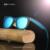 EZREAL Bambú gafas de sol de moda gafas de sol polarizadas populares nuevo diseño del Monopatín de madera gafas de sol para el envío libre