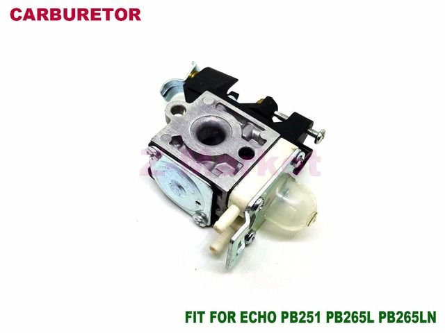 ZMAM RB K85 Carburateur pour ECHO PB 251 PB 265L PB 265LN Souffleurs ...