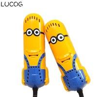 LUCOG Electric Shoe Dryer For Home High Quality Baking Drier Shoe Warmer Deodorant Sterilization Foot Warmer