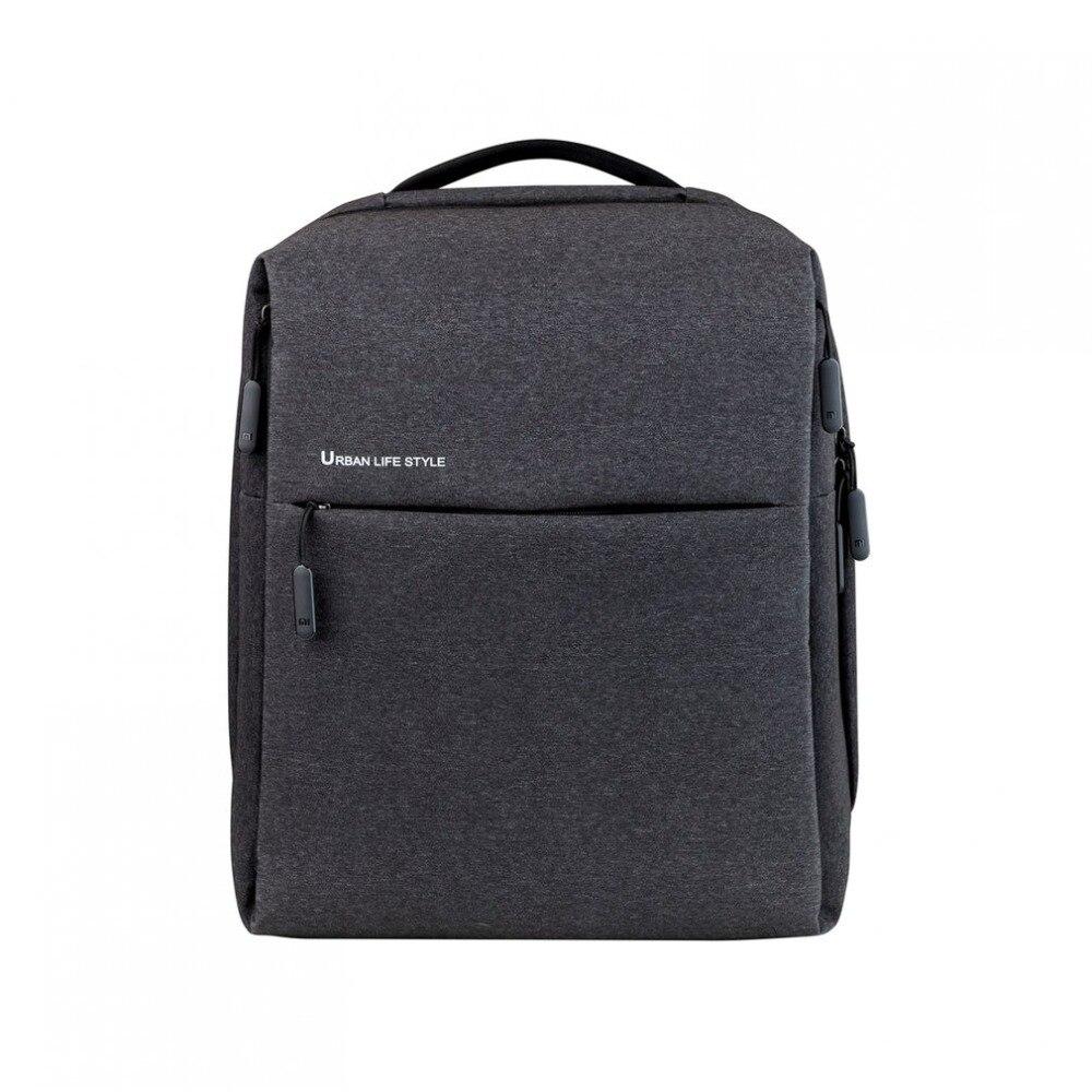 Xiaomi mi унисекс водостойкий mi nimalist прочный досуг путешествия рюкзак городской жизни стиль городской сумка для ноутбука рюкзак внутри