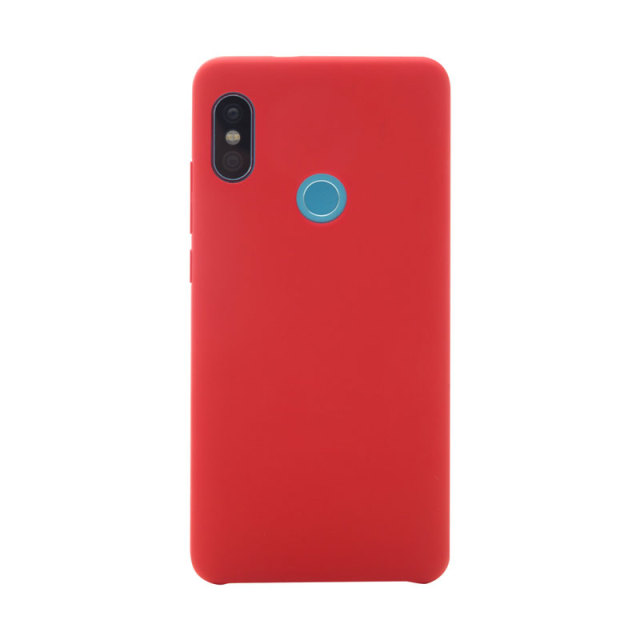 on sale 85719 017bd US $4.36 |Xiaomi Redmi Note 5 5 Pro Case Bumper Soft touch Plastic Hard  Case Inside Velvet For Xiaomi redmi note 5 note 5 pro simple shock-in ...