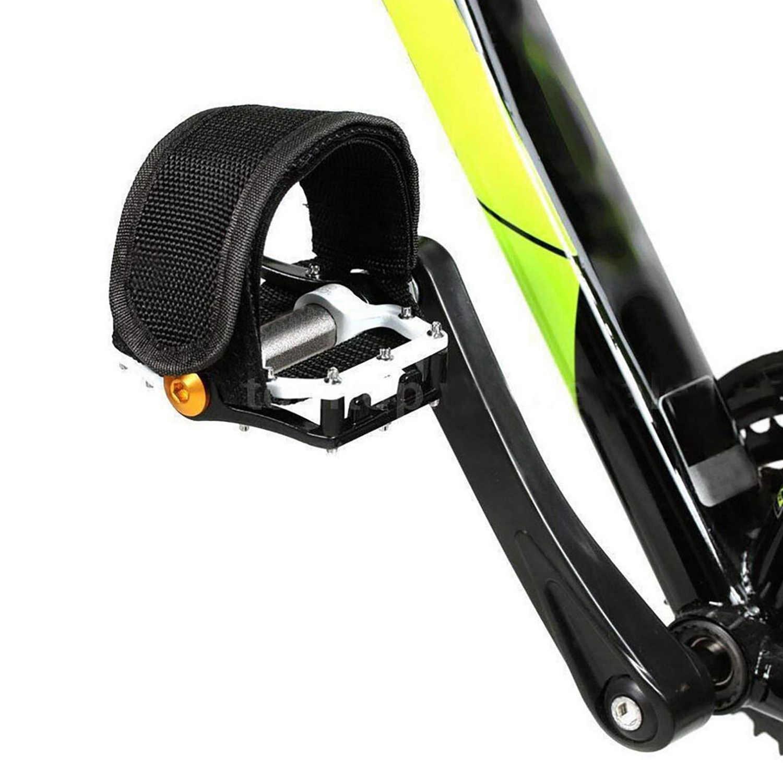 Fansport Pedal Straps Foot Pedal Straps Kids Pedal Straps Bike Pedal Straps for