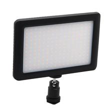 12 W 192 LED Studio Video Continu Licht Lamp Voor Camera DV Camcorder Black
