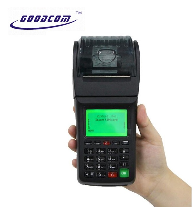 POS SMS 3G Printer for Online Food Order and Delivery System