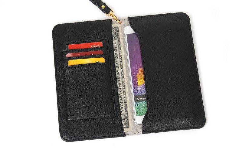 Nuevo cuero de la PU del bolso accesorio del teléfono Case para Samsung Galaxy N