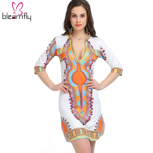 265ffc651b9 En-gros-Robes-Africaines-Pour-Femmes-Indien-Impression -Plus-La-Taille-Dashiki-V-tements-Robe-Femme.jpg 640x640.jpg