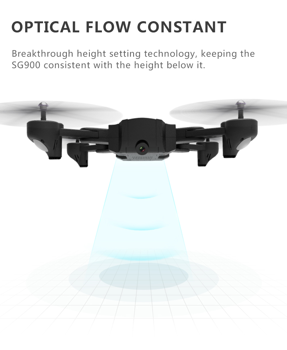 SG900 Drone Dual Camera HD 7P Profession FPV Wifi RC Drone Fixed Point Altitude Hold Follow Me Dron Quadcopter 17