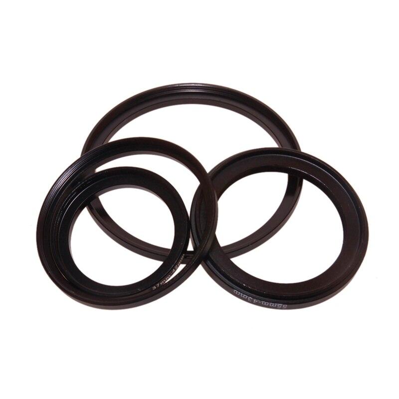 37-58mm adaptador anillo filtro 37mm-58mm adaptador 37-58 mm