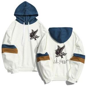 Spring Summer Harajuku Kawaii Cry Baby Lil Peep Hoodies Men Women Hip Hop Streetwear Patchwork Pullover Sweatshirt Sudaderas(China)