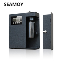 Seamoy Fragrant Scent Air Machine 110 240V 200 300m3 Hook to HVAC Air conditioner Fragrance Machine Scent System for Home Office
