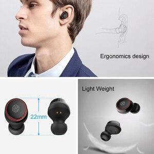Image 5 - Nillkin Echte Draadloze Oordopjes Tws Oortelefoon Bluetooth 5.0 Met Opladen Case Mic Handsfree Oordopjes Gaming Draadloze Hoofdtelefoon