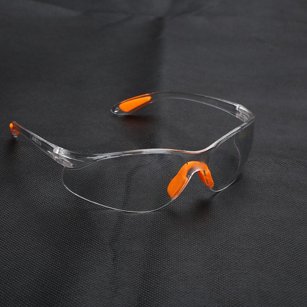 Safety Glasses Polycarbonate Motorcycle Durable Protective Glasses Cooking Goggles Building