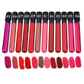 1 pcs 36 Colors Waterproof Liquid Lipgloss Beauty Makeup Matte Lip Stick Amazing lasting Lipstick Lip Gloss Stick For Women