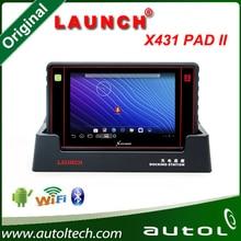 Automotive Diagnostic Tool X431 Pad II Launch's new high-end car fault diagnostic device X431 PAD 2
