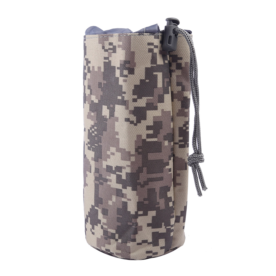 Surwish Molle Multi-functional Portable Bottle Protector Sleeve For Nerf Or For Airsoft Outdoor Activity - ACU Camouflage