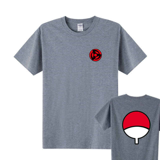 The Uchiha Clan T-Shirt Anime Naruto