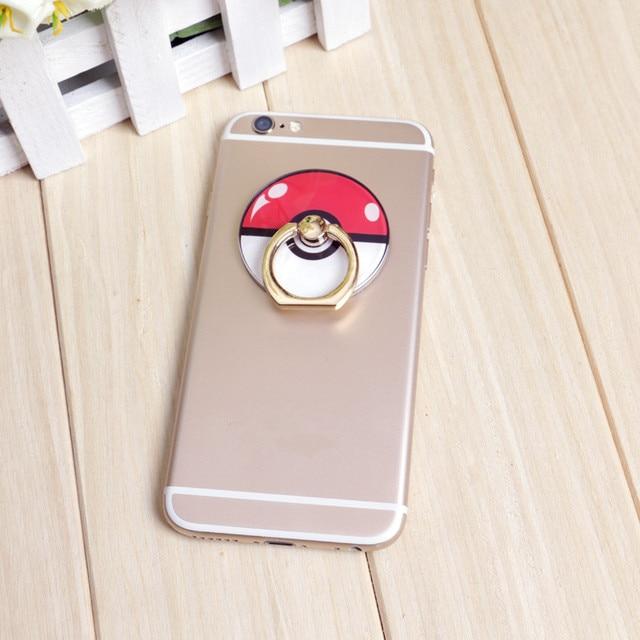 Pokemon Finger Ring Smartphone Holder 3