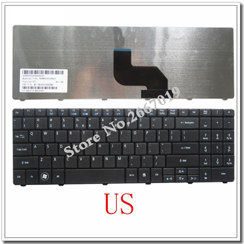NEW English FOR Acer FOR Aspire 5732G 5541g 5734 5734Z 5332 5732 5732Z 5732ZG Laptop Keyboard US