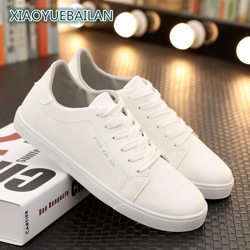 Preto Confortáveis Masculina Sapatos Alunos Quentes Dos Primavera Casuais Brancos multi E Outono Moda colorido branco 2017 wq7AS0B