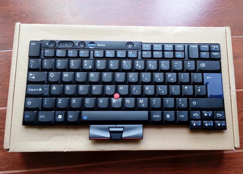 NEW Original lenovo Thinkpad T400S t410s t410 t420 t420s T510 T520 W510 W520 x220 X220T EU keyboard