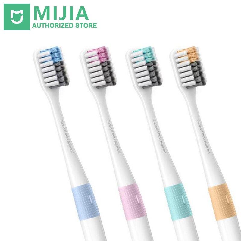 Xiaomi Médecin B Dents brosse Basse Méthode Sandwish-lits Brosse de Mise À Niveau Version 4 Couleur/ensemble Incluent