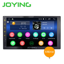 EU Stock 2GB 7 inch autoradio Car GPS Navigation Double 2 Din Android 5.1.1 stereo Quad Core 1024*600 BT HD tape recorder Player