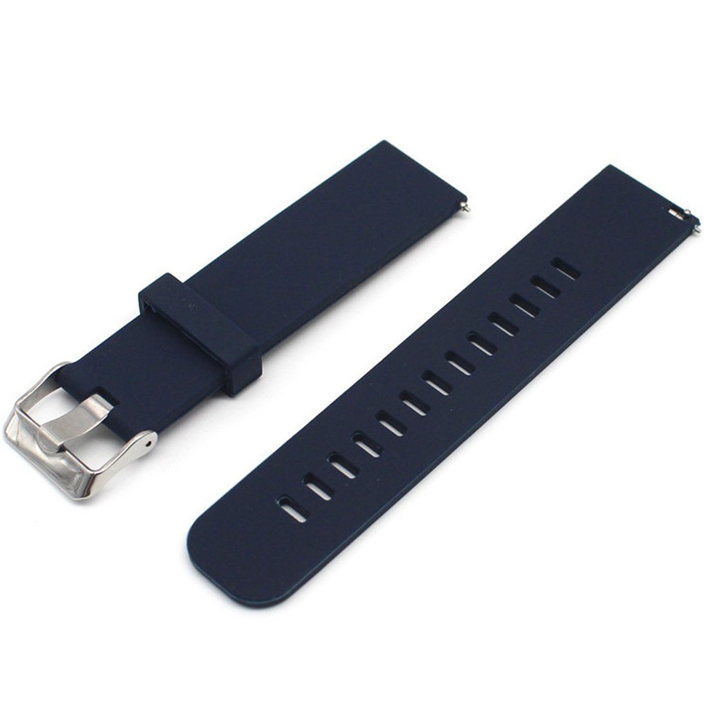 Watchband Solid Color Pattern Silicon Replacement Strap Smart Wristband For Huami Amazfit drop shipping watchbands Watch Strap