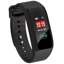 CHKEPZ B61 Smart Wristband Blood Pressure Heart Rate Monitor Smart watch Fitness Bracelet Men Wemen Sport Band for xiaomi3 honor