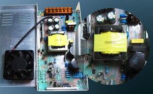 Image 2 - 20 adet/grup 12 V 30A 360 W Anahtarlama güç kaynağı Sürücü LED ışık şeridi Ekran AC200V 240V Ücretsiz DHL
