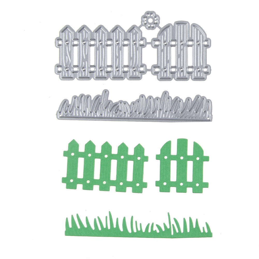 Electronic Components & Supplies Romantic Piggy Craft Metal Cutting Dies Cut Die Mold Two Styles Of Wave Frames Scrapbook Paper Craft Knife Mould Blade Punch Stencils Die Grade Products According To Quality