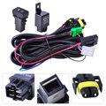 Nuevo Conjunto de Arnés de Cableado de Sockets Cable + Interruptor para Luz de Niebla H11 lámpara para Ford Focus 2008-2014 Acura TSX 11-14 Nissan Cube 2009-2015