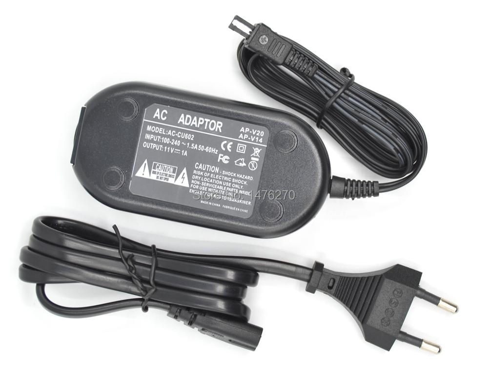 New JVC AP-V14U AP-V15U AP-V16U AP-V18U AP-V19U AP-V20U AP-V21U Replacement  Camcorder AC Power Adapter. It works great for: