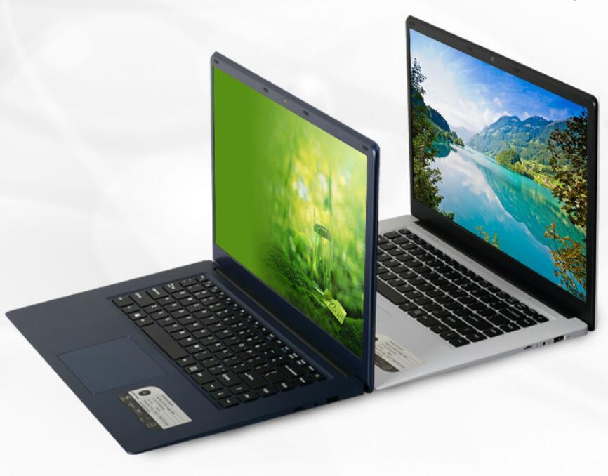 6GB RAM+500GB HDD Intel Celeron J3455 CPU Quad Core Notebook laptops 15.6